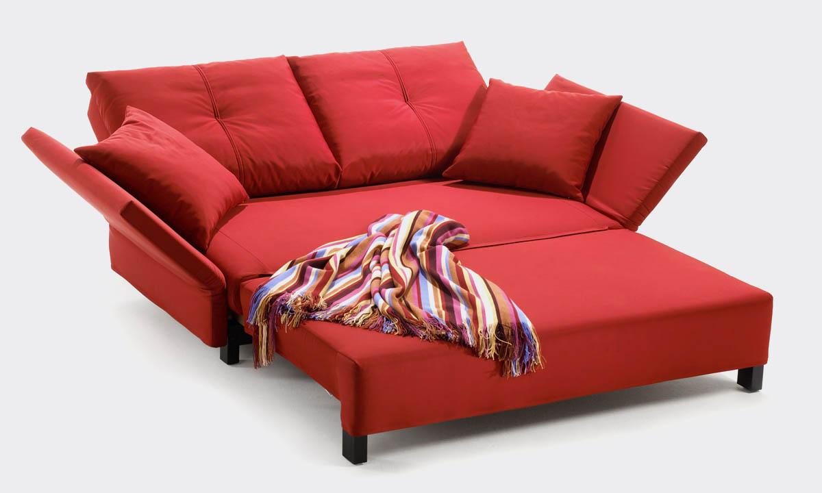 funky schlafsofa von signet sofabed. Black Bedroom Furniture Sets. Home Design Ideas