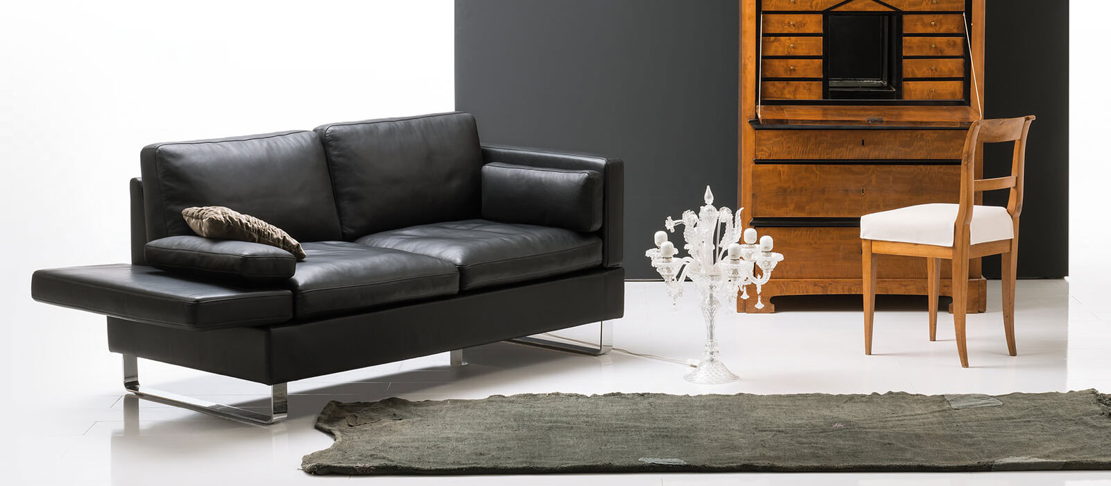 schlafsofa schmal affordable schlafsofa schmal with. Black Bedroom Furniture Sets. Home Design Ideas