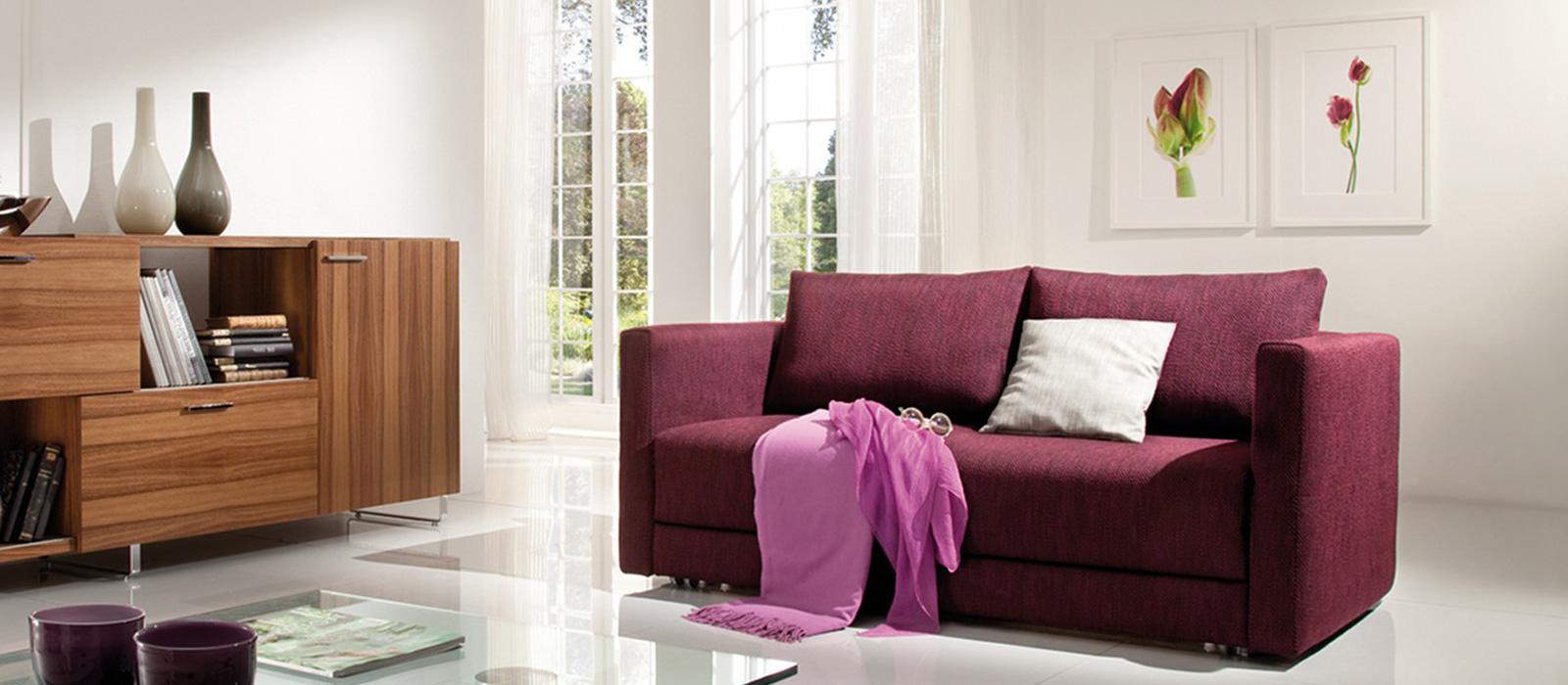blu schlafsofa von franz fertig sofabed. Black Bedroom Furniture Sets. Home Design Ideas