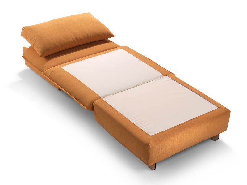 la luna schlafsessel schlafsofa von signet sofabed. Black Bedroom Furniture Sets. Home Design Ideas